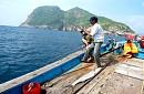 Chương trình 1 Ngày: Câu Cá Ngoài Đảo Hoang