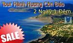 Tour Du Lịch Hành Hương Côn Đảo 2 Ngày 1 Đêm Khuyến Mãi
