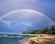 Ngắm biển trời xanh ngát ở Côn Đảo