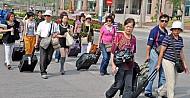 Ngành du lịch Thái thất thoát 9 tỷ USD vì Trung Quốc