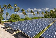Thí Điểm Dự Án Điện Mặt Trời Quy Mô Lớn Tại Côn Đảo