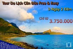 Tour Du Lịch Côn Đảo Free & Easy 3 Ngày 2 Đêm