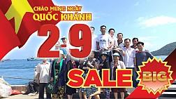 Tour Hồ Chí Minh - Côn Đảo Giảm Giá Sốc DỊP LỄ 2/9 - 2 Ngày 1 Đêm