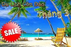 Sài Gòn Côn Đảo Khuyến Mãi