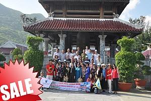 TOUR CÔN ĐẢO ĐI LỄ CUỐI NĂM Từ Hồ Chí Minh - 2 Ngày 1 Đêm