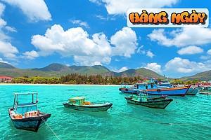 TOUR DU LỊCH CÔN ĐẢO - khởi hành từ Hà Nội bay VN Airline