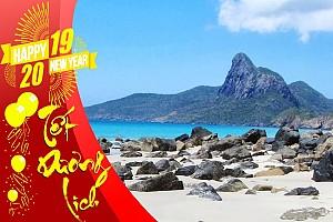 Tour du lịch Côn Đảo 3 Ngày từ Hồ Chí Minh - Khuyến Mãi Tết Dương Lịch 2019