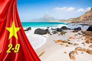 Tour du lịch Côn Đảo Mùng 2 Tháng 9