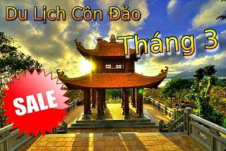 Tour Du Lịch Côn Đảo Tháng 3 từ thành phố Hồ Chí Minh