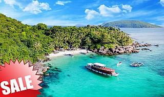 Tour du lịch Côn Đảo - Cần Thơ khởi hành từ Hà Nội tháng 11 và 12