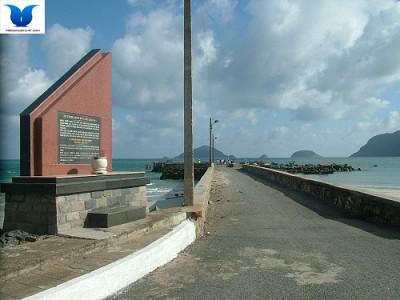 Cầu Tàu 914 Côn Đảo