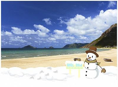 Đi tìm Noel trên mảnh đất Côn Đảo