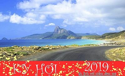 Tết dương lịch 2018 đến Côn Đảo nên tới đâu chơi