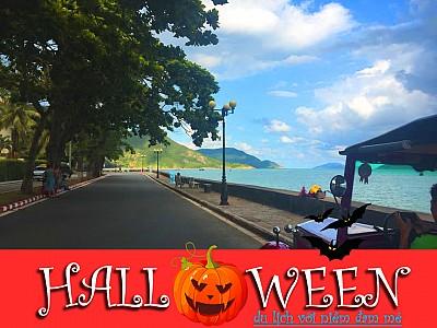 Với lễ hội Halloween Côn Đảo chưa bao giờ có mùa du lịch thấp điểm