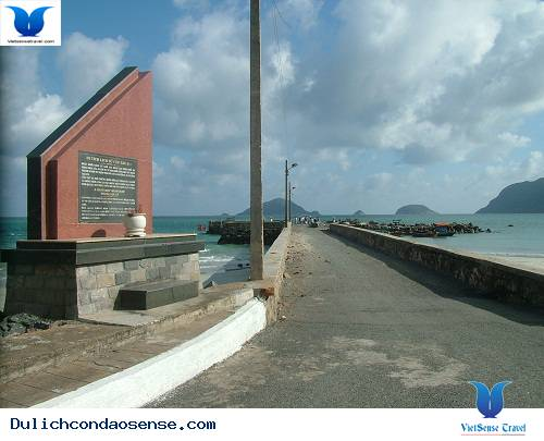 Cầu Tàu 914 Côn Đảo,Cau Tau 914 Con Dao, du lịch côn đảo