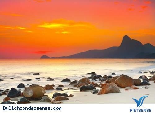 Du lịch Côn Đảo Côn Đảo tinh khôi khi bình minh