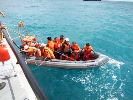 Huyện Côn Đảo Khai Giảng Lớp Bồi Dưỡng Cấp Cứu Thủy Nạn