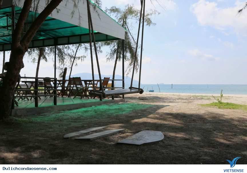 Khách Sạn Côn Đảo Camping, Con Dao Camping Hotel