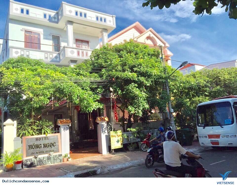 Khách Sạn Hồng Ngọc Côn Đảo