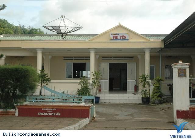 Khách Sạn Phi Yến Côn Đảo, Khach San Phi Yen Con Dao