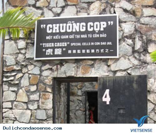 Khu Biệt Giam Chuồng Cop Côn Đảo