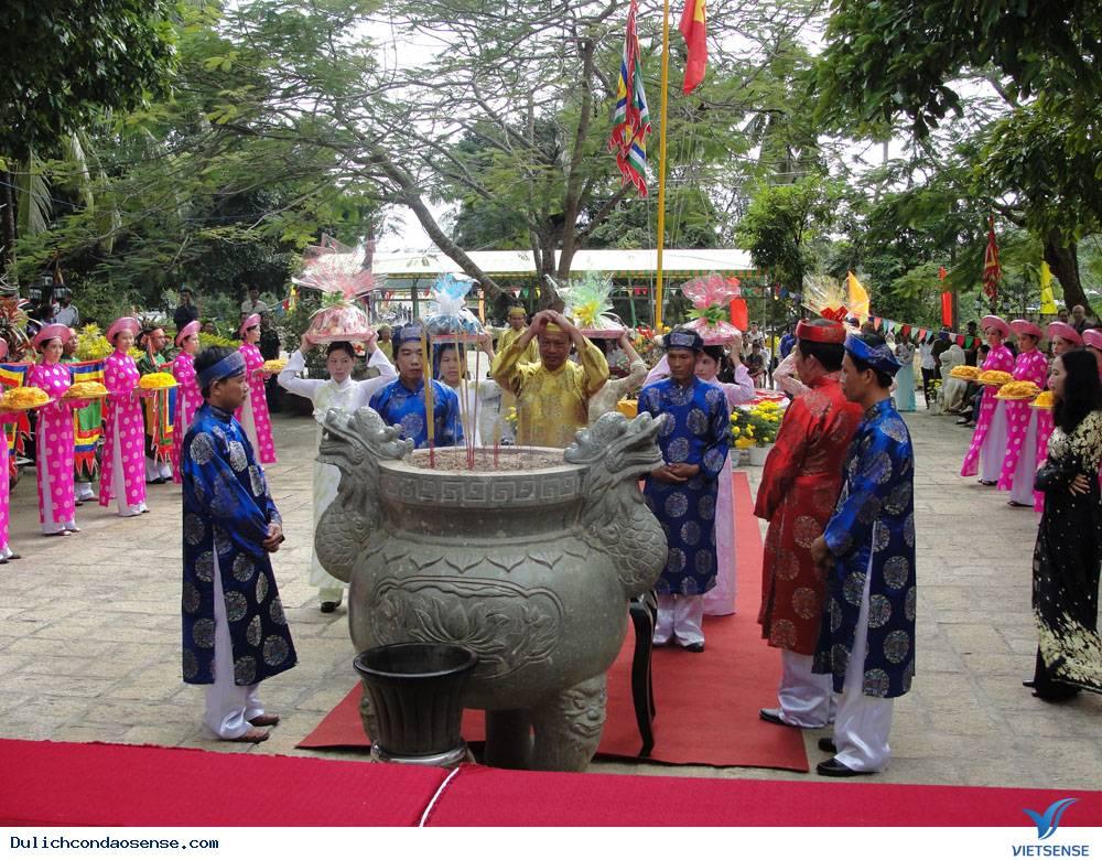 Miếu Bà Phí Yến Ở Côn Đảo, Mieu Ba Phi Yen Con Dao