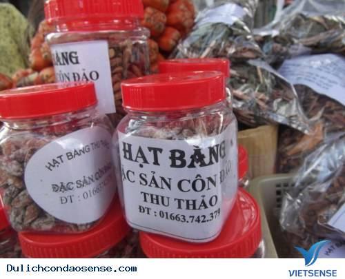 Mứt hạt bàng – Một thứ quà Côn Đảo