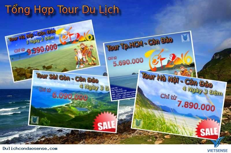 Tổng hợp những tour du lịch Côn Đảo hot tháng 1 năm 2016