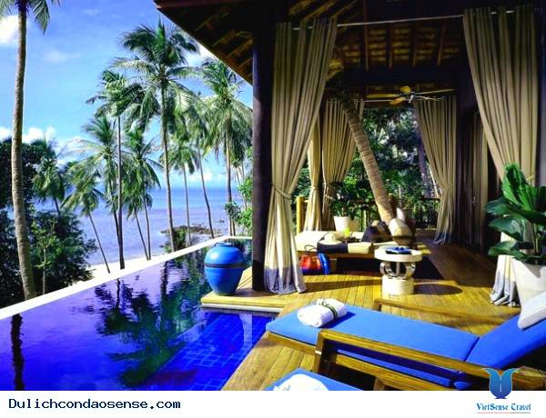Top 5 Resort Việt Nam sánh ngang tầm Quốc Tế