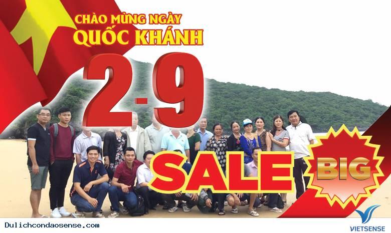Tour Du Lịch Côn Đảo Từ Hà Nội Dịp 2/9 - 3 Ngày 2 Đêm
