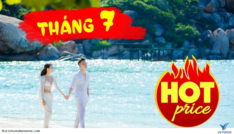 Tour Du Lịch Côn Đảo Từ Hồ Chí Minh 2 Ngày 1 Đêm