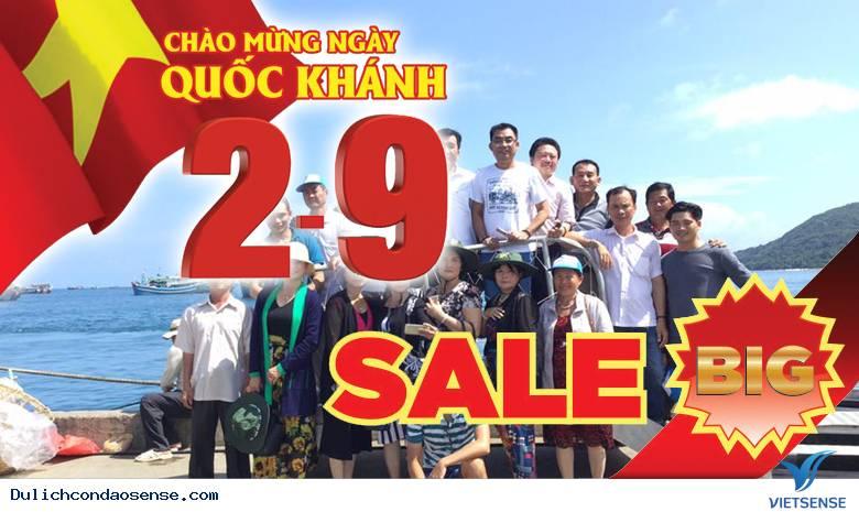 Tour Du Lịch Côn Đảo Từ Hồ Chí Minh Dịp 2/9 - 2 Ngày 1 Đêm