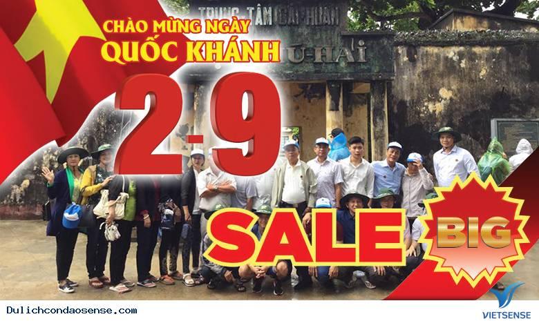 Tour Du Lịch Côn Đảo Từ Hồ Chí Minh Dịp 2/9 - 3 Ngày 2 Đêm