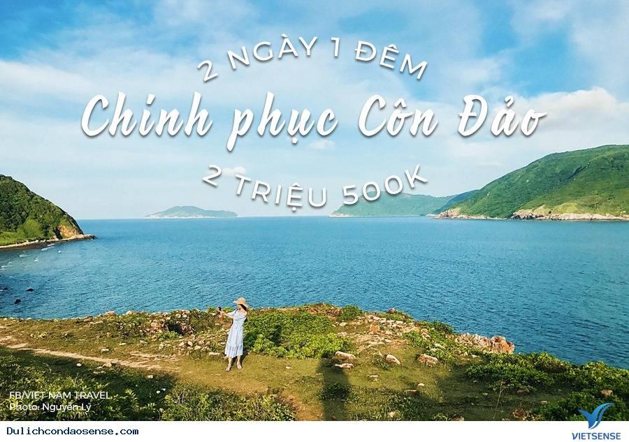 Tour Du Lịch Côn Đảo Từ Hồ Chí Minh Dịp Tết Dương 2018 - 3 Ngày 2 Đêm