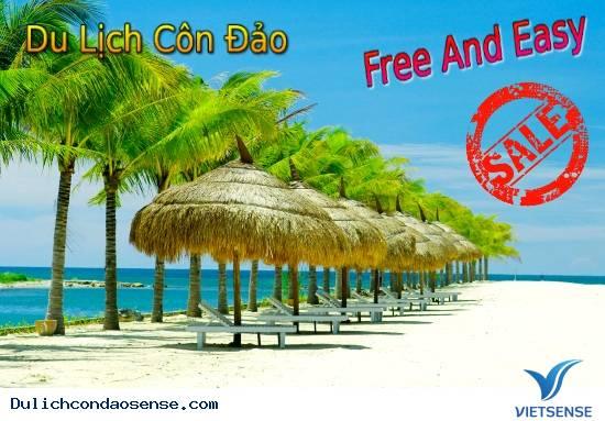 Tour Du Lịch Côn Đảo từ Hồ Chí Minh Free And Easy 3 Ngày