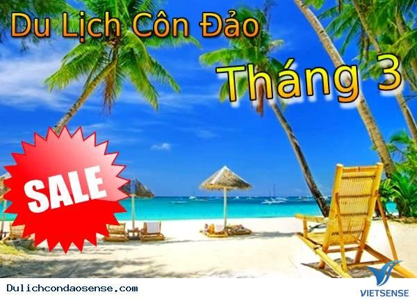 Tour Du Lịch Sài Gòn Côn Đảo Khuyến Mãi Tháng 3